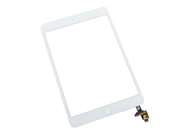 touch panel for apple ipad mini white tp ic